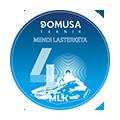 Domusa Teknik – 40 MLK Logo